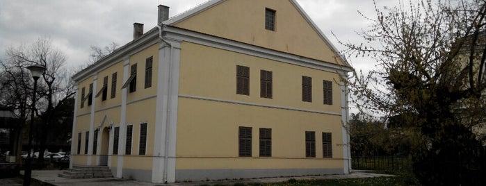 Konak Kneza Mihaila is one of Make sure to visit in Kragujevac.