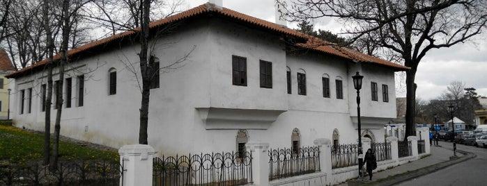 Amidžin konak is one of Make sure to visit in Kragujevac.