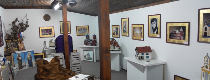 Galerija Branka Radunkovića is one of Make sure to visit in Kragujevac.