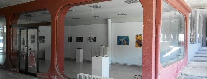 Mali Likovni Salon Narodnog Muzeja is one of Make sure to visit in Kragujevac.