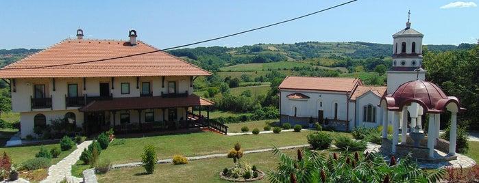 Manastir Lipar is one of Make sure to visit in Kragujevac.