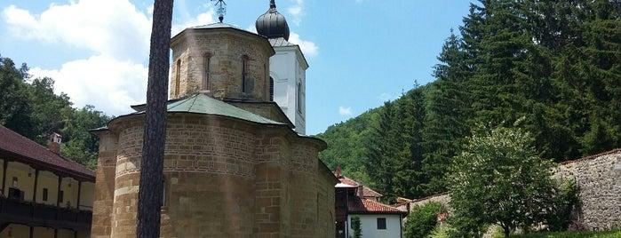 Manastir Drača is one of Make sure to visit in Kragujevac.