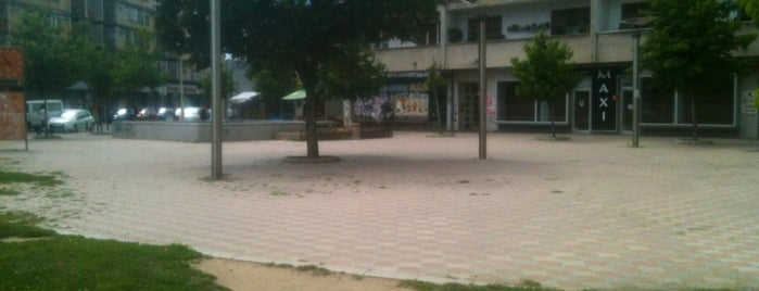 Trg narodnog fronta is one of Make sure to visit in Kragujevac.
