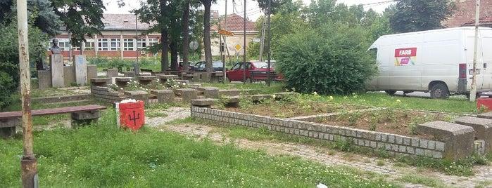Trg Skojevaca is one of Make sure to visit in Kragujevac.