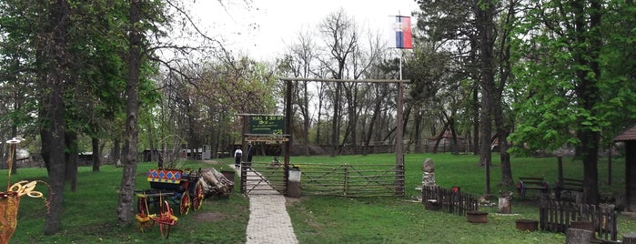 Zoo vrt Ilina Voda is one of Make sure to visit in Kragujevac.