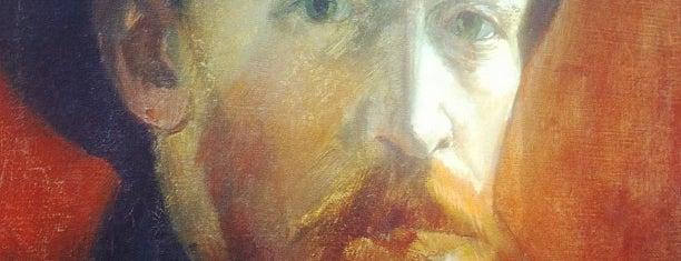 Van Gogh Museum is one of Things to do in Europe 2013.