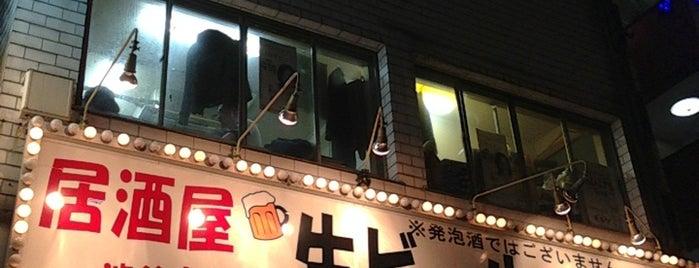 居酒屋 幸ちゃん is one of Tokyo.