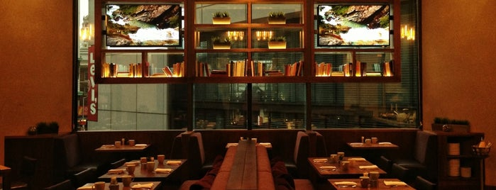 OneUP Restaurant & Lounge is one of San Francisco-Foodie-Must-Try.