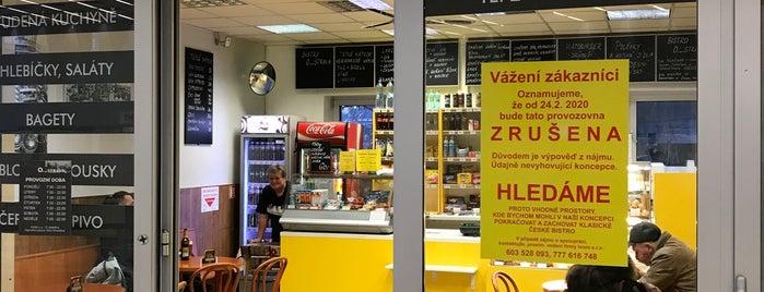 Bistro O...strava is one of Nádražky SK & CZ.