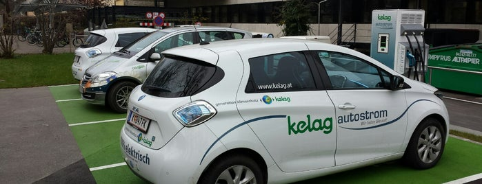 KELAG is one of Federicoさんのお気に入りスポット.