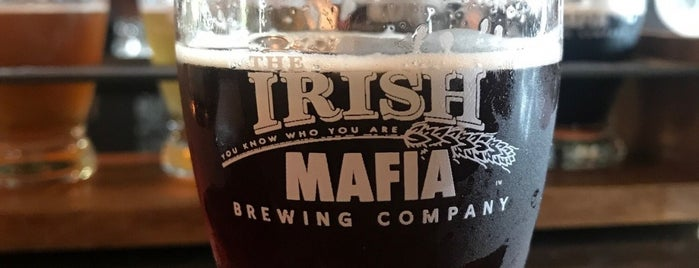 Irish Mafia Brewing Company is one of Aliciaさんのお気に入りスポット.