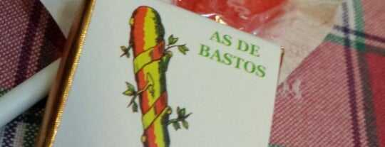 El As de Bastos is one of Sitios de comercio y bebercio poco conocidos.