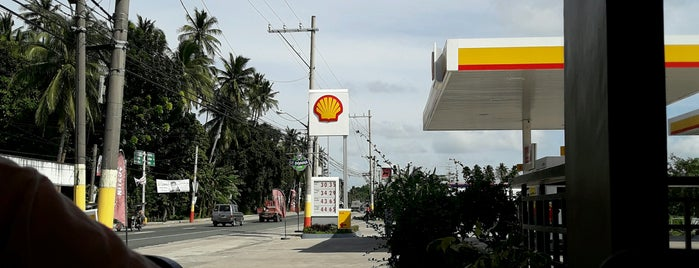 Shell is one of Deanna's Liked Places.