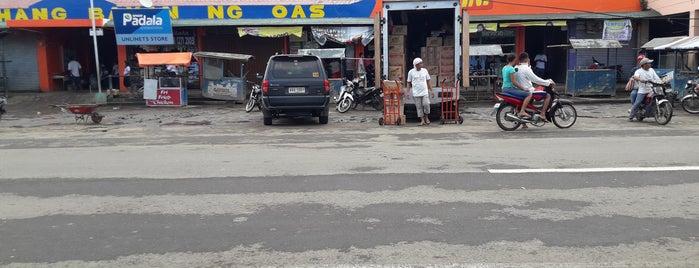Pamilihang Bayan ng Oas is one of Created.