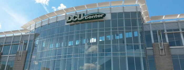 DCU Center Arena & Convention Center is one of sports arenas and stadiums.