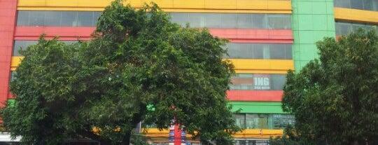 Plaza Kenari Mas is one of @Jakarta, Indonesia #1.