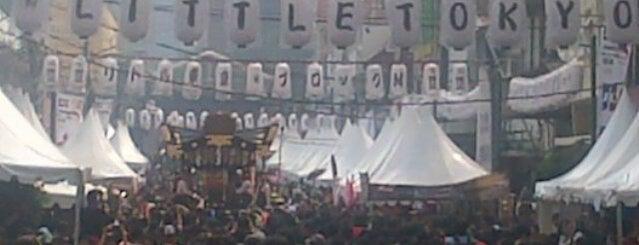 縁日祭 Little Tokyo Ennichisai Blok M is one of สถานที่ที่ Arie ถูกใจ.