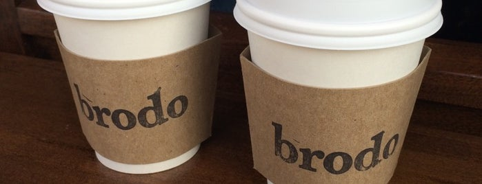 Brodo is one of NYC Eats.