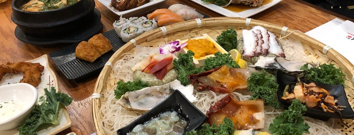 Hae-In Sushi and Sashimi is one of Queens - East + South To Do's.