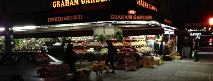 Graham Garden is one of Our Favorite Health Foods Stores In NYC.