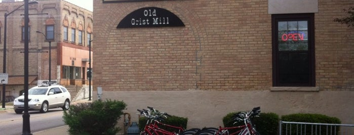 Favourite Bicycle Shops