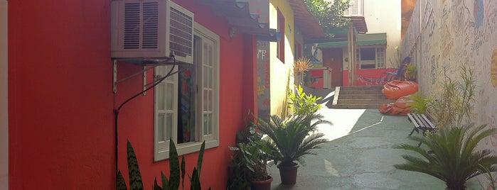 Vila Madalena Hostel is one of Sao Palo To Dos.