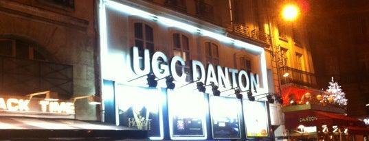 UGC Danton is one of Orange Cinéday.