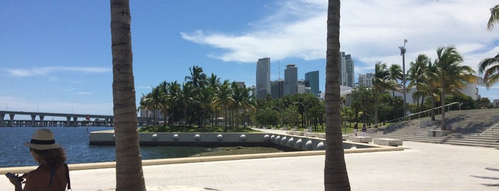 Museum Park is one of Miami.