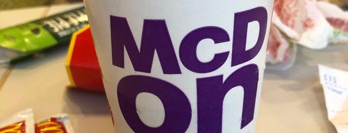 mcdonald's is one of !Bali?.