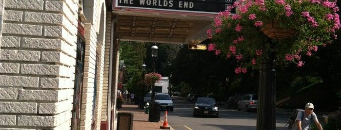 Bow-Tie Cinemas is one of Locais curtidos por Adam.