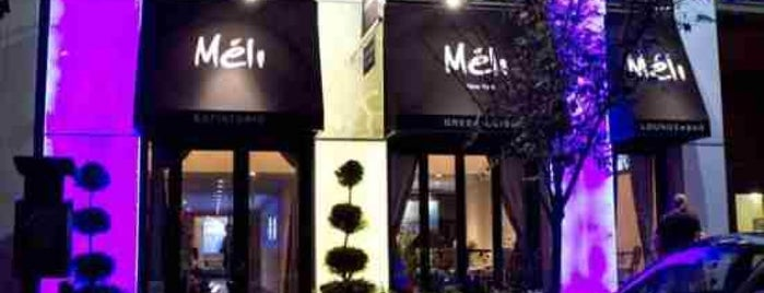 Meli Restaurant is one of New York.