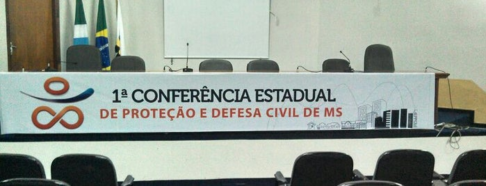 Assomasul Associação dos Municípios de Mato Grosso do Sul is one of Gespeicherte Orte von Michel.