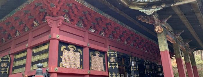 薬師堂 (鳴龍) is one of Lugares favoritos de ジャック.