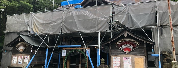 温泉神社 is one of Katyさんの保存済みスポット.