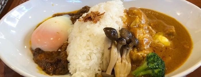 咖喱&カレーパン 天馬 浦和店 is one of カレーが好き☆*:.。. o(≧▽≦)o .。.:*☆.