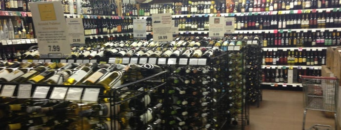 Warehouse Wines & Spirits is one of Fav places to go.