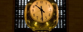 Grand Central Terminal Clock is one of NEW YORK GEZİ 🗽.
