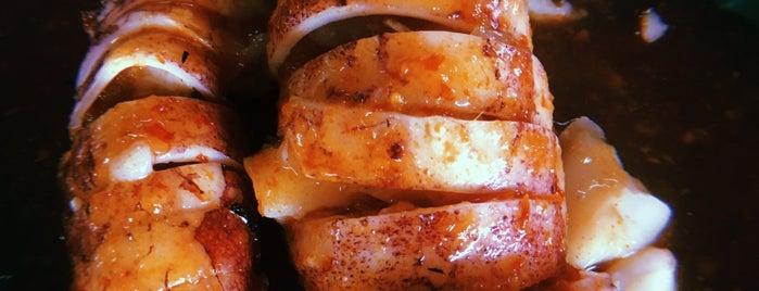 Restoran Ikan Bakar Top D'Gurun is one of Locais curtidos por Sholihin.