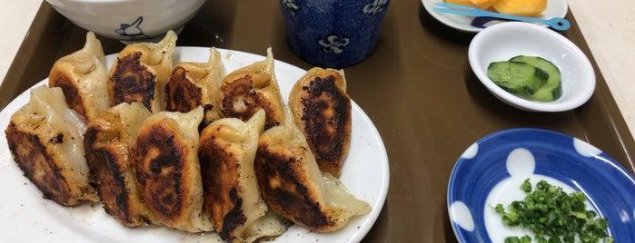 ぎょうざ屋 is one of 飲食店リスト.