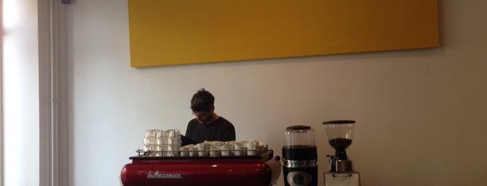 Nano Kaffee is one of Berlin.