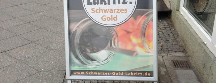 Lakritz! Schwarzes Gold is one of Sweets In Berlin.
