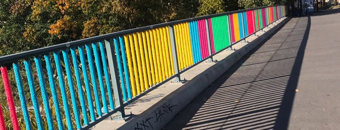 Friedenauer Brücke is one of Brücken.