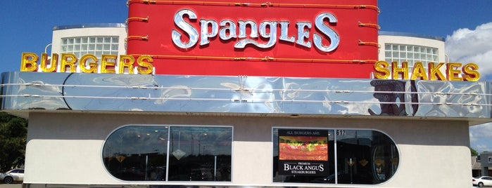 Spangles is one of Restaurants I've Tried.