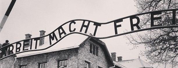 Memorial and Museum Auschwitz-Birkenau is one of Polen.