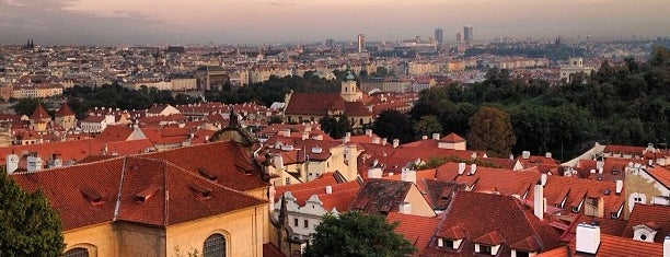 Prague Castle View Point is one of Top photography spots.