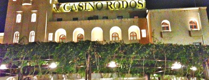 Casino Rodos is one of Orte, die AKIN gefallen.
