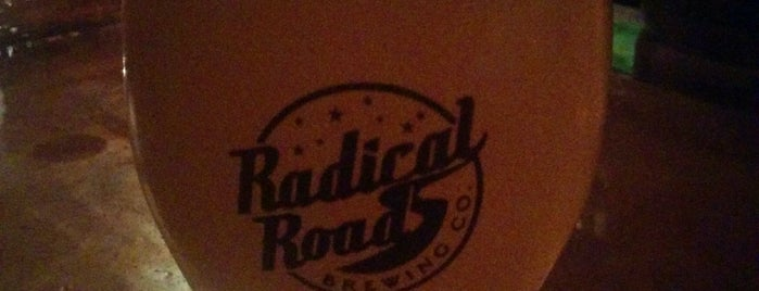 Radical Road Brewing is one of Tempat yang Disukai Darcy.