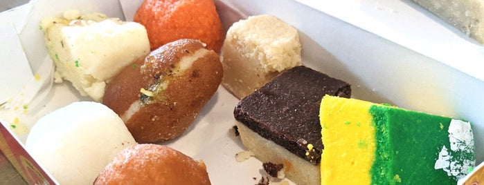Raja Sweets And Fast Food is one of Bakeries and Desserts to Try.