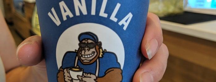 Vanilla Gorilla Cafe is one of Lieux qui ont plu à Mia.