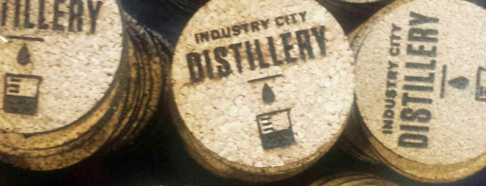 Industry City Distillery is one of Brooklyn Explorations.